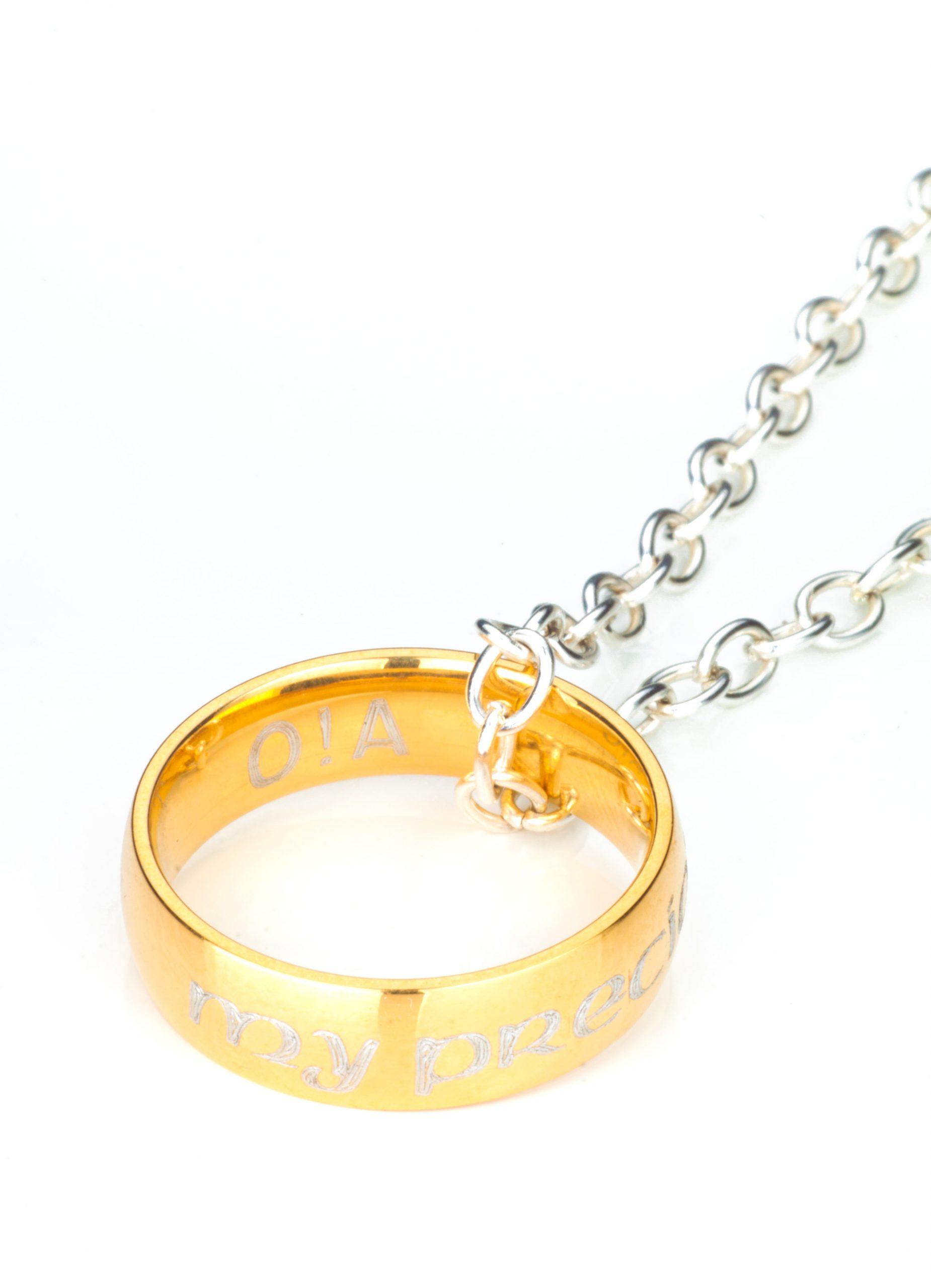 Będą nam mówić, że mamy już wystarczająco dużo biżuterii!
