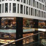 Nowa przestronna COSTA COFFEE w Placu Unii City Shopping