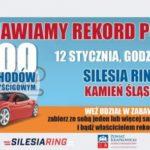 Na Silesia Ring będą bić samochodowy Rekord Polski dla WOŚP