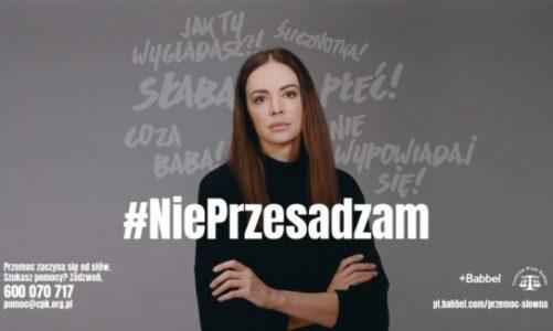 """Ruszyła kampania społeczna ?#NiePrzesadzam"""""""