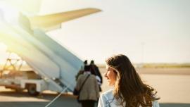 Najromantyczniejsze lotniska: gdzie podróżni mają najwięcej czasu na czułe pożeg
